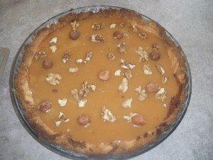Tarte amandine , caramel et fruits secs imgp0726-300x225