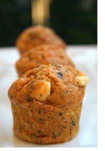 Pomponettes aux tomates séchées et au fromage  muffins-olives-209x300