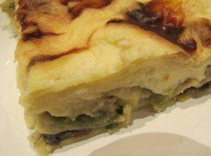 Lasagnes courgettes-Thon lasagnes-300x221